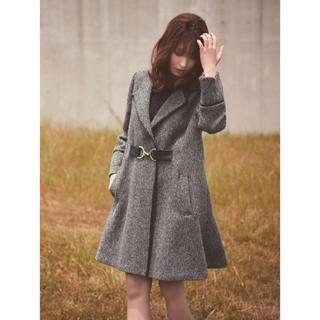 Rirandture - 新品 新作 リランドチュール   裾フレアAラインコート
