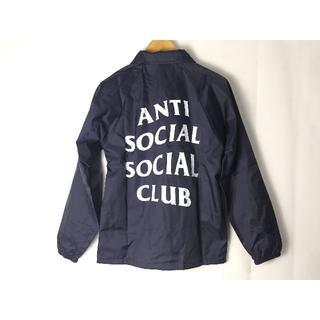 アンチ(ANTI)のANTI SOCIAL SOCIAL CLUB アンチ コーチジャケット L(ナイロンジャケット)