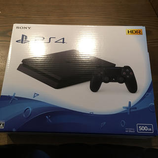 PlayStation4 - PlayStation4 500GB 新品未開封 CUH-2200AB01
