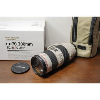 Canon - canon EF70-200mm f2.8L IS USM