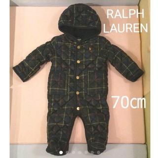 Ralph Lauren - RALPH LAUREN(ラルフローレン)カバーオール・70㎝