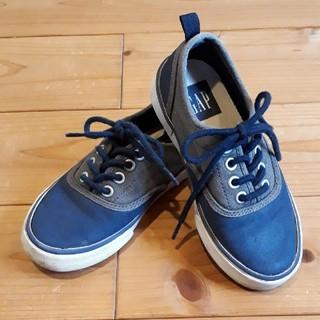 ギャップ(GAP)の子ども靴 17.0㎝(スニーカー)