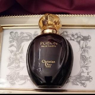 クリスチャンディオール(Christian Dior)のプアゾン 香水 50ml (香水(女性用))