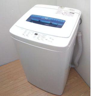 Haier - 送料込み 洗濯機 小型 スリムコンパクト 4.2キロ 一人暮らしに