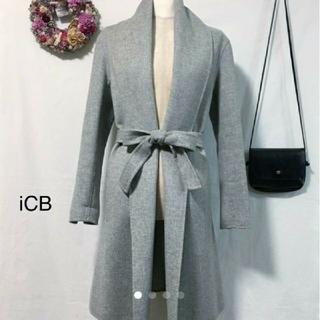 ICB - ICB オンワード樫山 9 号M グレー(ライトグレー)