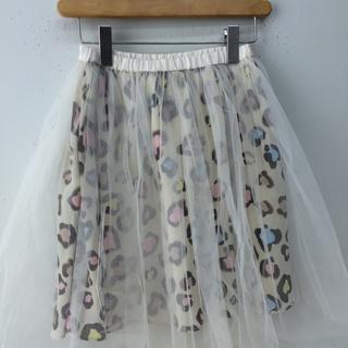 ニーナミュウ(Nina mew)のチュールスカート(ひざ丈スカート)