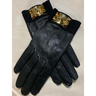 エルメス(Hermes)のHERMES レディース グローブ(手袋)