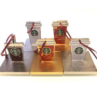 Starbucks Coffee - レア ★スターバックス★ ホリデー スタンプ オーナメント