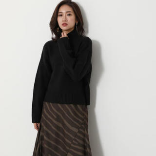 rienda - 新品 rienda  Loose Knit Tart TOP