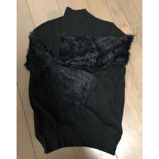 SCOT CLUB - セーターブラック