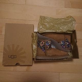アグ(UGG)のUGG クラシックミニ ショートブーツ(ブーツ)