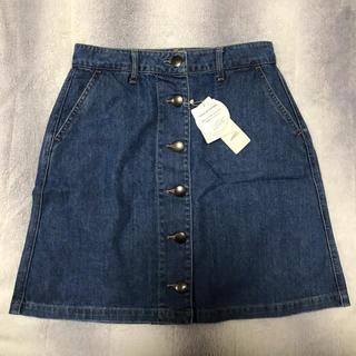 ローリーズファーム(LOWRYS FARM)の新品 ♡ デニムスカート ♡ LOWRS FARM(ミニスカート)