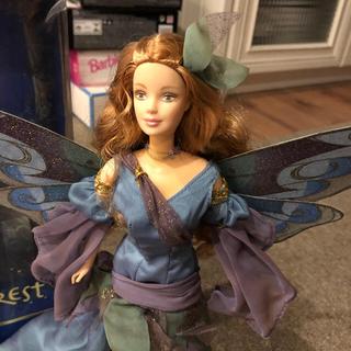 バービー(Barbie)のバービー人形 フェアリーオブフォレスト(ぬいぐるみ/人形)