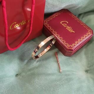 Cartier - カルティエ バングル 19cm