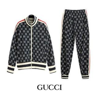 Gucci - 【着払い送料込み前金300円】GUCCI ジャージ上下セット