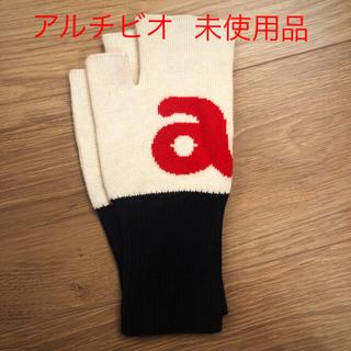 PEARLY GATES - アルチビオ  ニット手袋