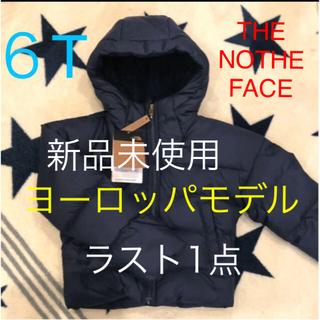 THE NORTH FACE - 6T 新品 ノースフェイス ダウン アウター