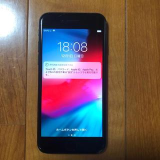Apple - iPhone7 本体 128 GB docomo ブラック