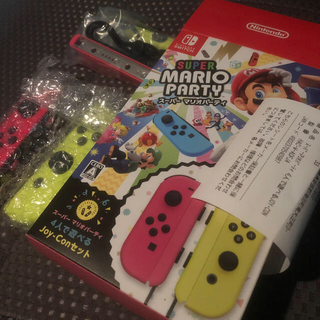 Nintendo Switch - ジョイコン未使用