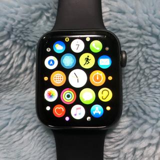 Apple Watch - Apple Watch Series 4 GPS 44mm スペースグレイ