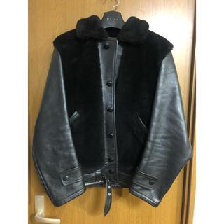 TENDERLOIN - テンダーロイン JKT グリズリージャケット 熊ジャン ブラック XS
