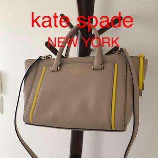 ケイトスペードニューヨーク(kate spade new york)の【お値下げ】ケイトスペードニューヨーク ショルダーバッグ ハンドバッグ(ショルダーバッグ)