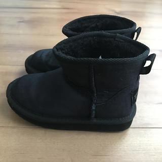 VANS - VANSブーツ 16㎝ 黒