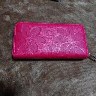 ピンク長財布(財布)