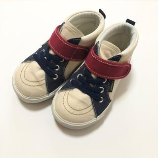 mikihouse - ミキハウス ダブルB スニーカー 靴 16.0