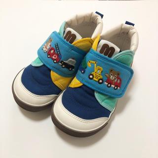 mikihouse - ミキハウス 靴 スニーカー プッチー マルチカラー 16.0