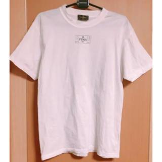 フェンディ(FENDI)の♡FENDI Tシャツ★美品‼️ M(Tシャツ/カットソー(七分/長袖))