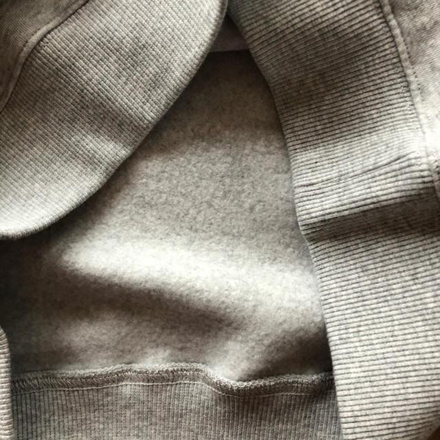 TOMMY HILFIGER(トミーヒルフィガー)のトミーヒルフィガー 裏起毛 グレー スウェット レディースのトップス(トレーナー/スウェット)の商品写真
