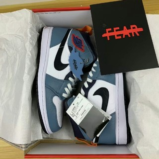 ナイキ(NIKE)のNIKE AIR JORDAN 1 MID FEARLESS FACETASM(スニーカー)