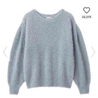 GU - GU フェザーヤーン セーター