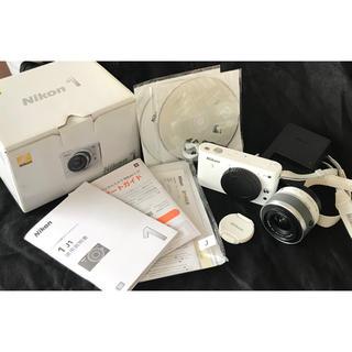 Nikon - Nikon J1 標準ズームレンズ