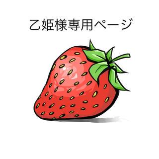 ○いちごさん○(フルーツ)