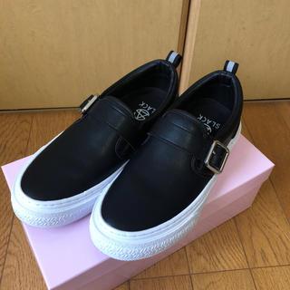SLACK スラック スリッポン(スリッポン/モカシン)