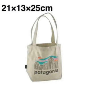 patagonia - Patagonia ミニ・トートバック 新品