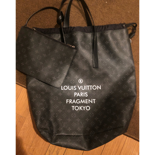 LOUIS VUITTON - LOUIS VUITTON×fragment design トートバッグ