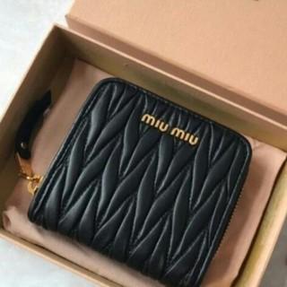 miumiu - miumiu 折財布