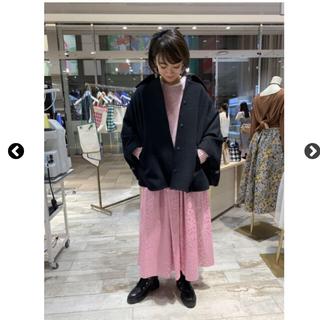 Rosy monster  poncho coat(ポンチョ)
