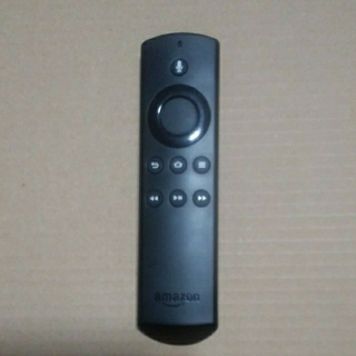 Amazon fire tv stick リモコン