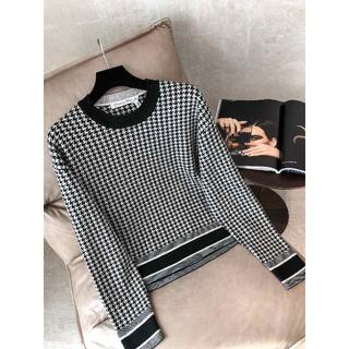 ディオール(Dior)の《DIOR》 20cruise セーター ジャカードニット カシミヤ ロゴ(ニット/セーター)