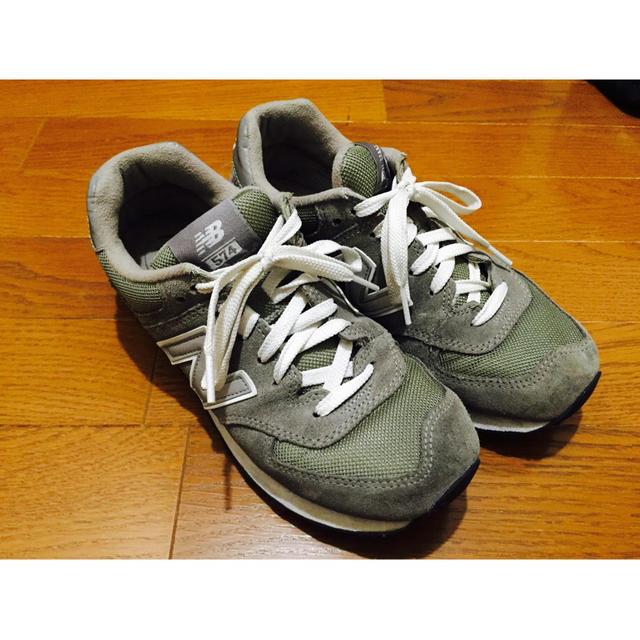 New Balance(ニューバランス)のNB / 24.5 レディースの靴/シューズ(スニーカー)の商品写真