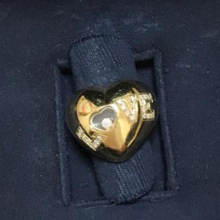 ショパール(Chopard)のショパール18KイエローゴールドダイヤモンドLOVEリング(リング(指輪))