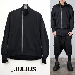 ユリウス(JULIUS)のJULIUS カバードネック イージージャケット 1 2019SS ブルゾン(ブルゾン)