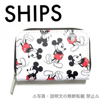 SHIPS - ⭐️新品・限定⭐️【SHIPS シップス】カードケース★付録❗️