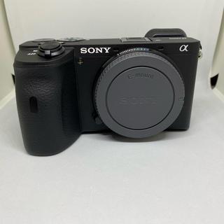 SONY - SONY ミラーレス一眼 α6600 ブラック ILCE-6600