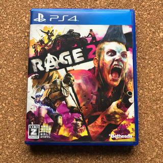 PlayStation4 - RAGE2