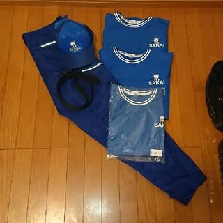 MIZUNO - サカイ引越センター ユニフォーム一式